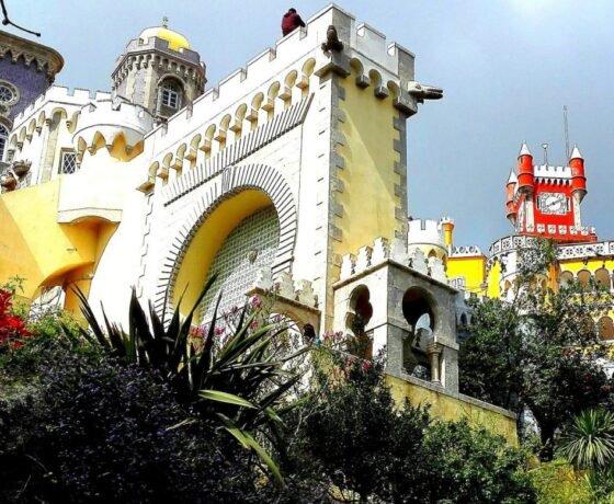 Lisbon tours to Sintra Pena Palace