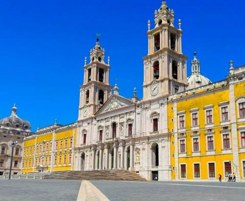 Tour to Mafra, mafra palace