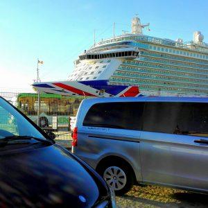 Lisbon cruise passengers transfersd
