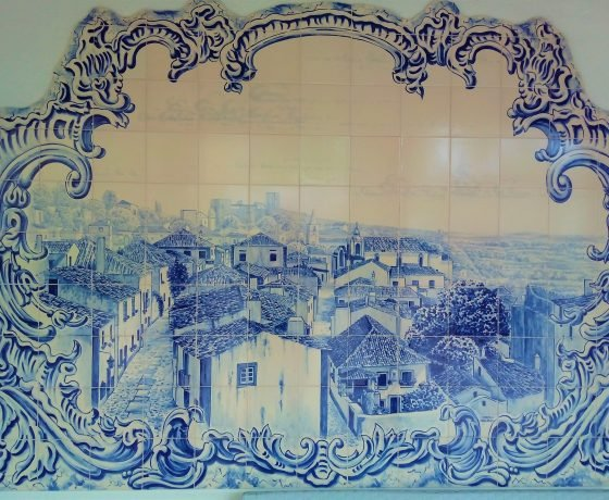 Tiles in Lisbon panel tour private