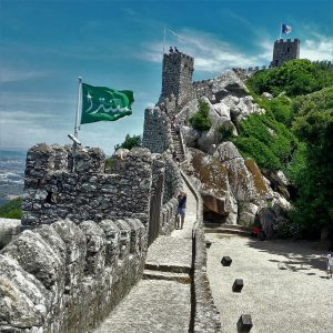 Castle In Sintra, by Toptentours private tours